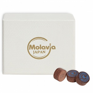 Наклейка для кия Molavia Half-Layer2 Duo ø14мм Regular 1шт.