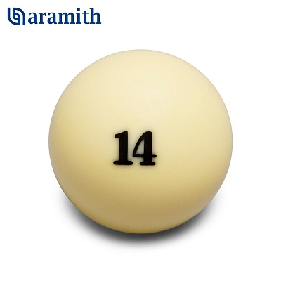 Шар Super Aramith Pro Tournament №14 ø67мм