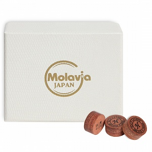 Наклейка для кия Molavia Half-layer2 Original ø14 мм Hard 1шт.